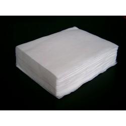 Chusteczki zabiegowe włókninowe /PERFOROWANE 16 x 20 cm/ 100 szt.