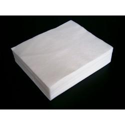 Chusteczki kosmetyczne włókninowe /GŁADKIE 16 x 20 cm/ 100 szt.
