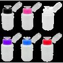 Dozownik do płynów 120 ml - PLASTIKOWY