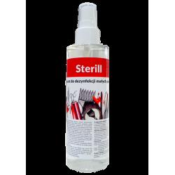 STERILL 200ml dezynfekcja powierzchni i narzędzi