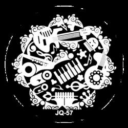 Blaszka do stempelka JQ-57