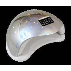 LAMPA 48W DUAL LED/UV ( Silver)